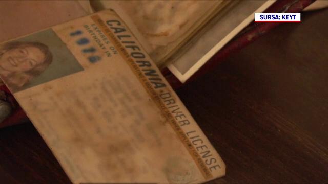 O femeie din California și-a recăpătat portofelul pierdut la cinema după aproape jumătate de secol