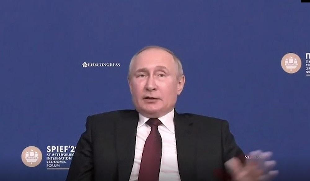 Vladimir Putin le-a prezis Statelor Unite soarta Uniunii Sovietice. Ce a spus despre Joe Biden