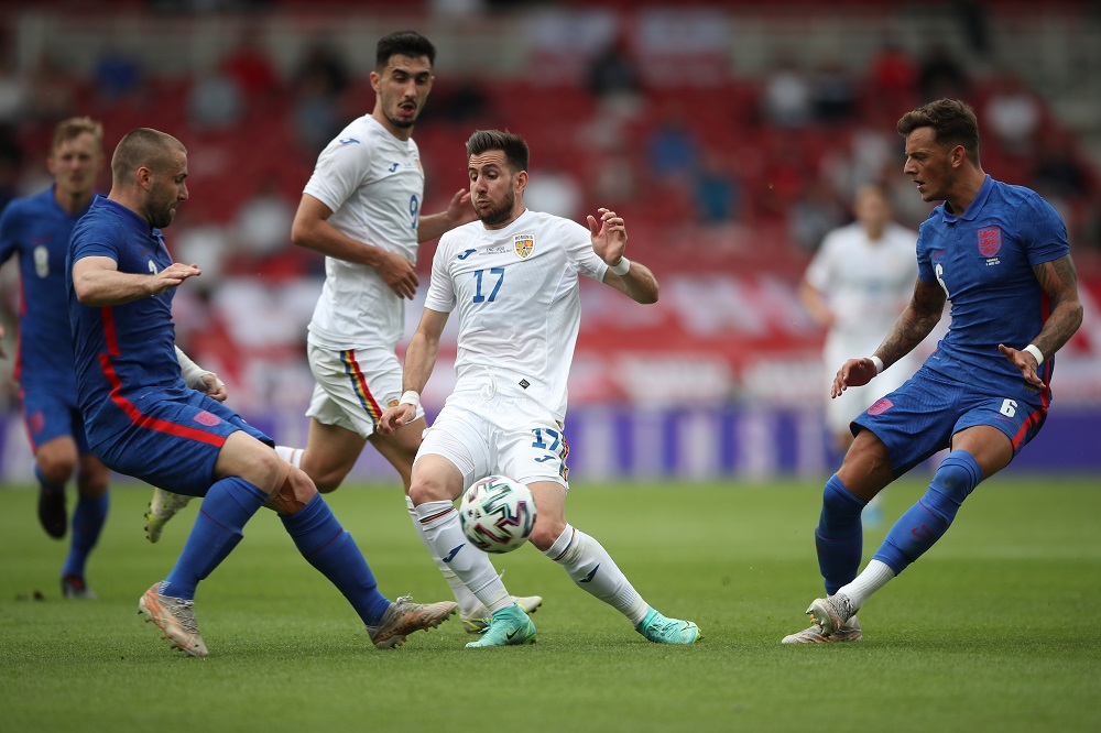 Anglia - România 1-0, într-un meci amical disputat la Middlesbrough