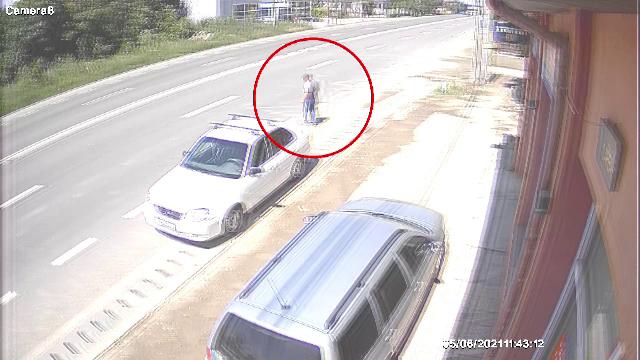 Accident grav în județul Dolj. Un tânăr, spulberat de o mașină, în timp ce traversa strada printr-un loc nepermis