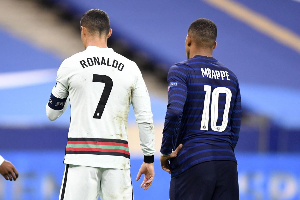 EURO 2020. Mbappe, Ronaldo și Kane valorează mai mult decât 6 naționale ale României