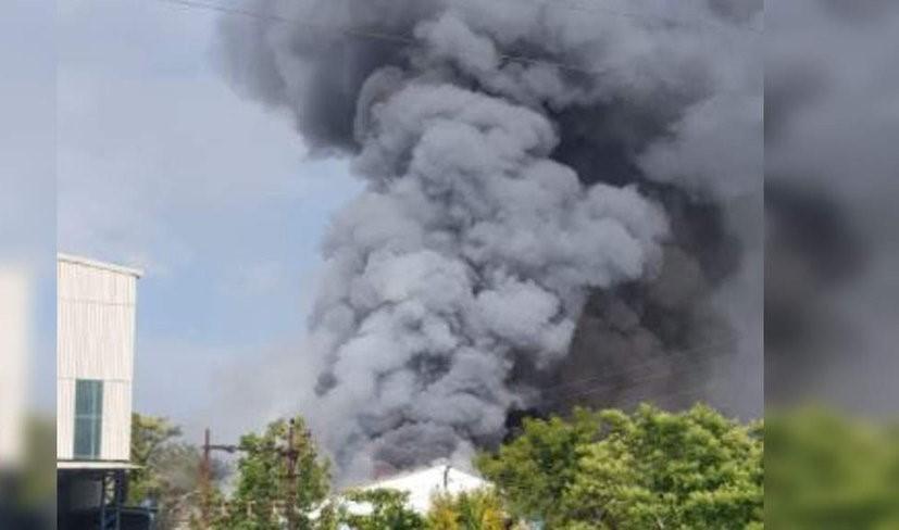 Cel puţin 18 morţi într-un incendiu dintr-o fabrică de produse chimice din India