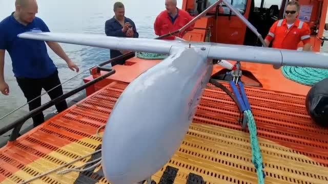 Incident suspect în Marea Neagră. O dronă militară prăbușită a fost găsită întâmplător