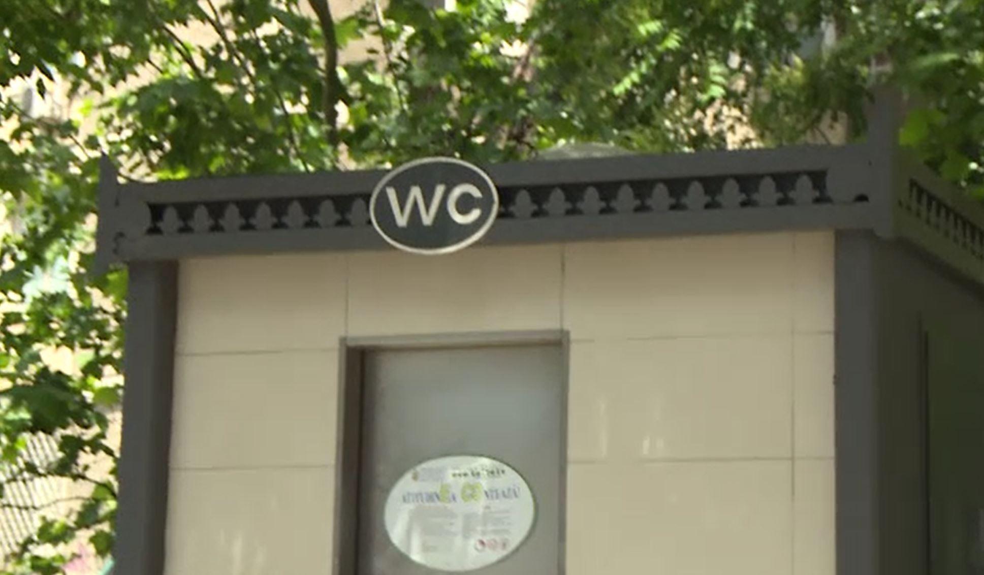Criză de toalete publice în Capitală, înainte de EURO 2020. Cum se scuză reprezentanții primăriei
