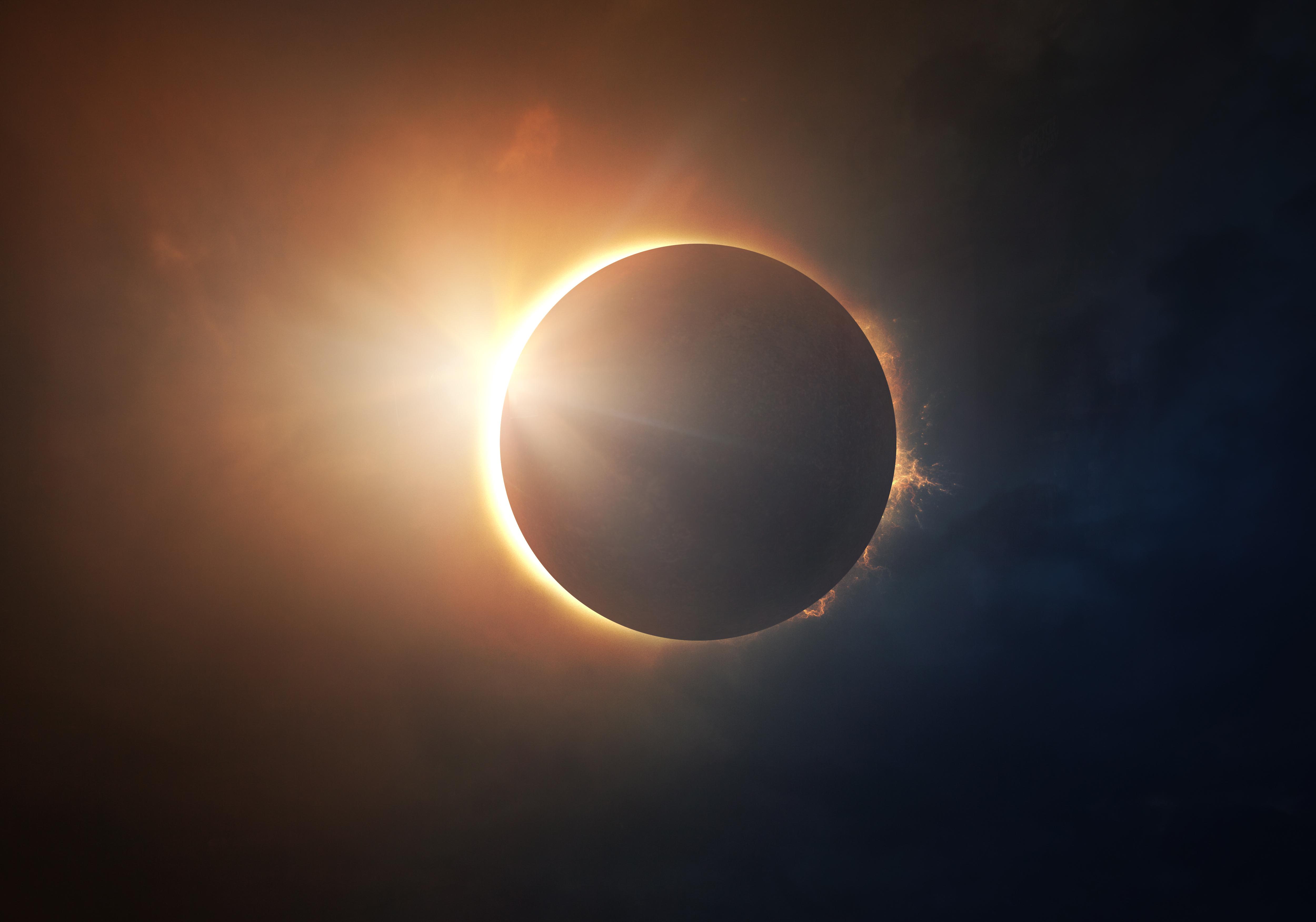 Eclipsa inelară de Soare 2021. De unde va putea fi observată
