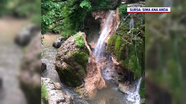 Cum a fost descoperită Cascada Bigăr de către turiștii străini. A fost desemnată cea mai frumoasă din lume