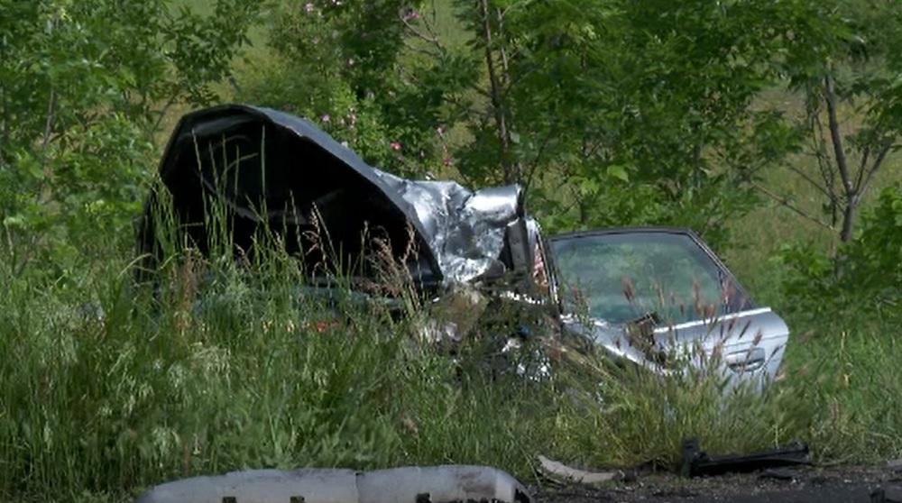 Accident cumplit în Buzău. Patru mașini implicate, o persoană decedată, iar alte cinci în stare gravă