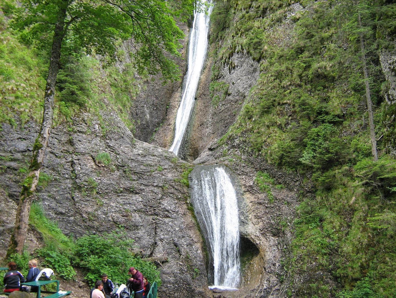 Iulian Bulai, după prăbuşirea cascadei Bigăr: După cum vedeţi, Cascada Duruitoarea nu are cum să se prăbuşească