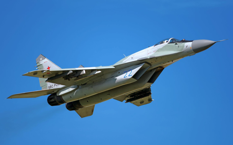 Un MIG-29 a dispărut de pe radar. Vesta pilotului bulgar a fost găsită în mare