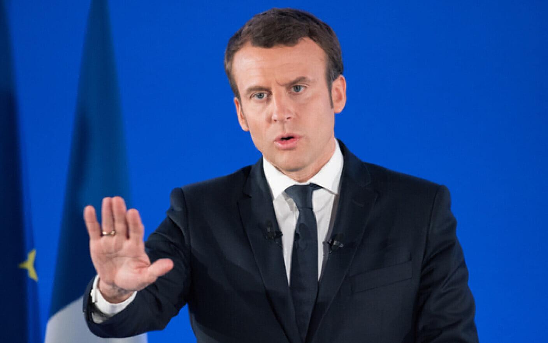 VIDEO. Prima reactie a lui Emmanuel Macron, dupa ce a fost palmuit de un barbat in timpul unei vizite oficiale