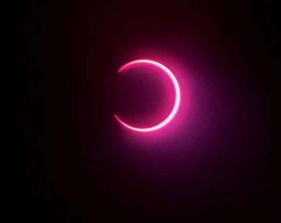 Eclipsa parțială de soare, vizibilă joi în România pentru o oră și 20 de minute