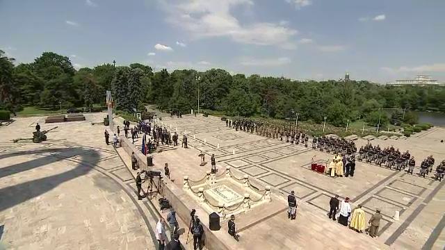 Ziua Eroilor, celebrată joi. Armata Română îi sărbătorește pe cei care s-au jertfit pentru țară