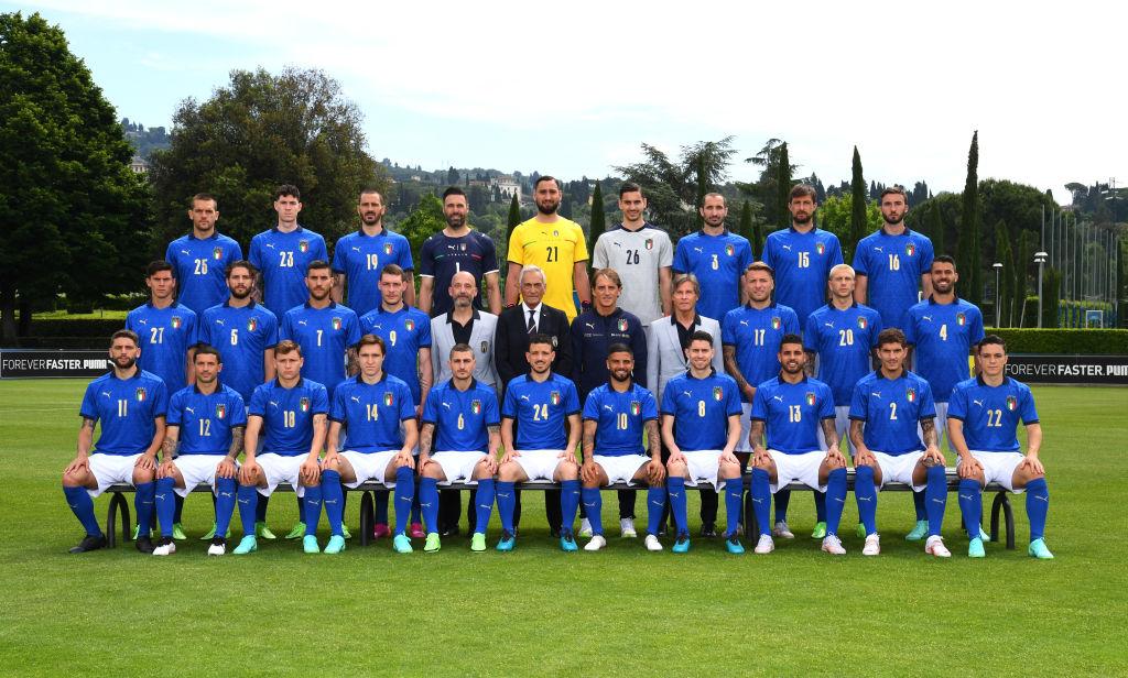 Lotul Italiei pentru EURO 2020. Absență importantă în echipa lui Roberto Mancini