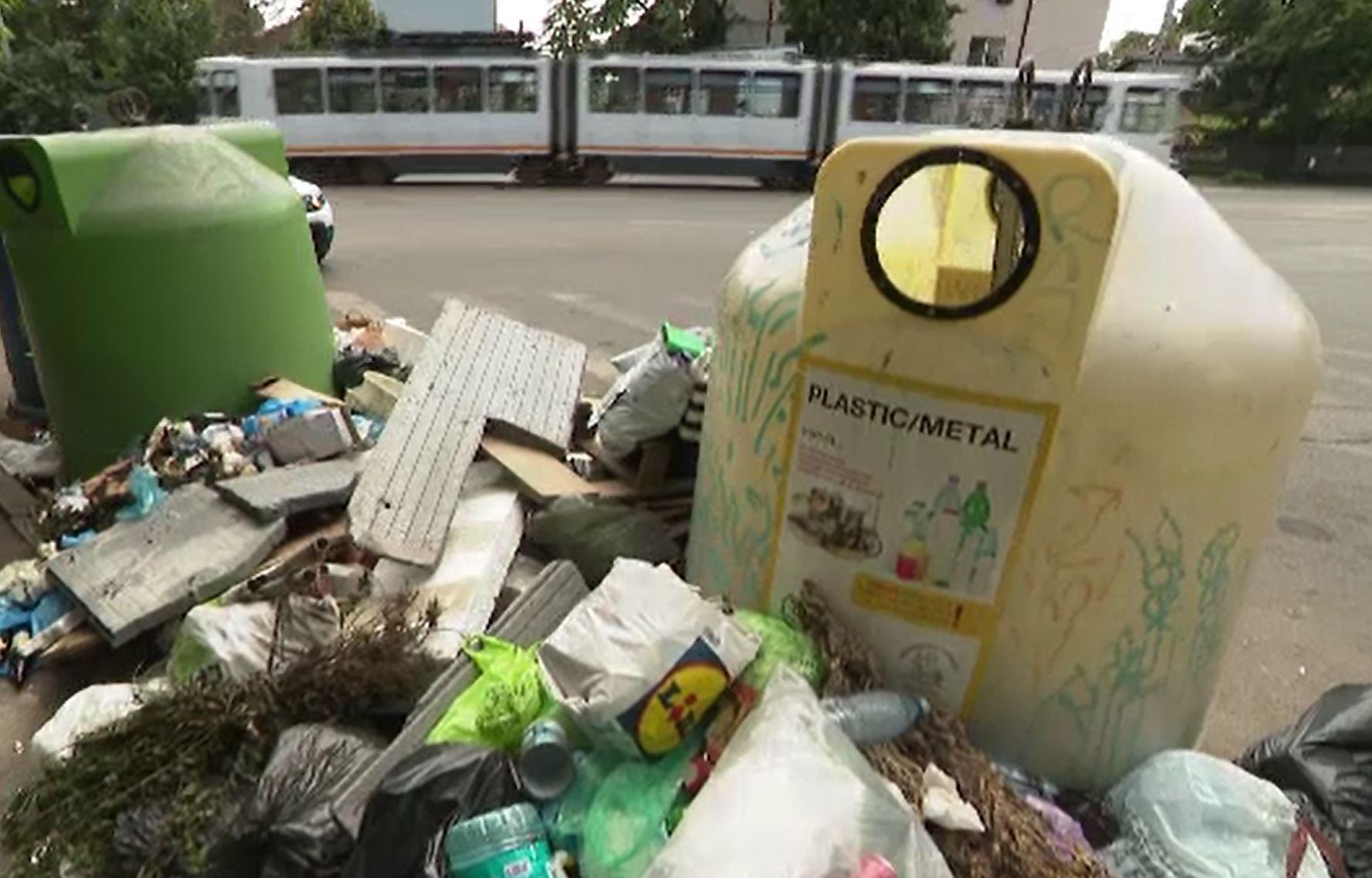 Soluție de moment găsită pentru criza gunoaielor din Sectorul 1. Anunțul făcut de prefectul Capitalei