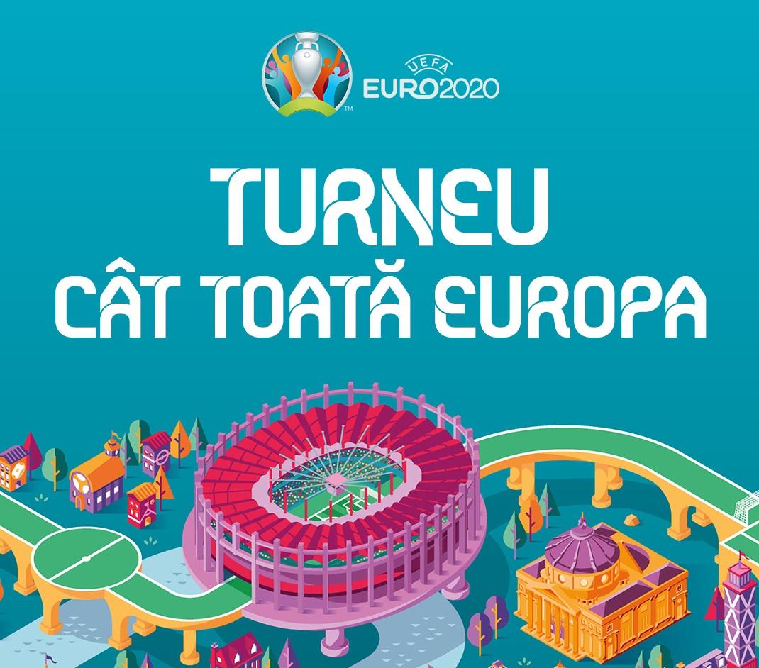 Începe EURO 2020! De astăzi, în direct, pe PRO TV și VOYO!