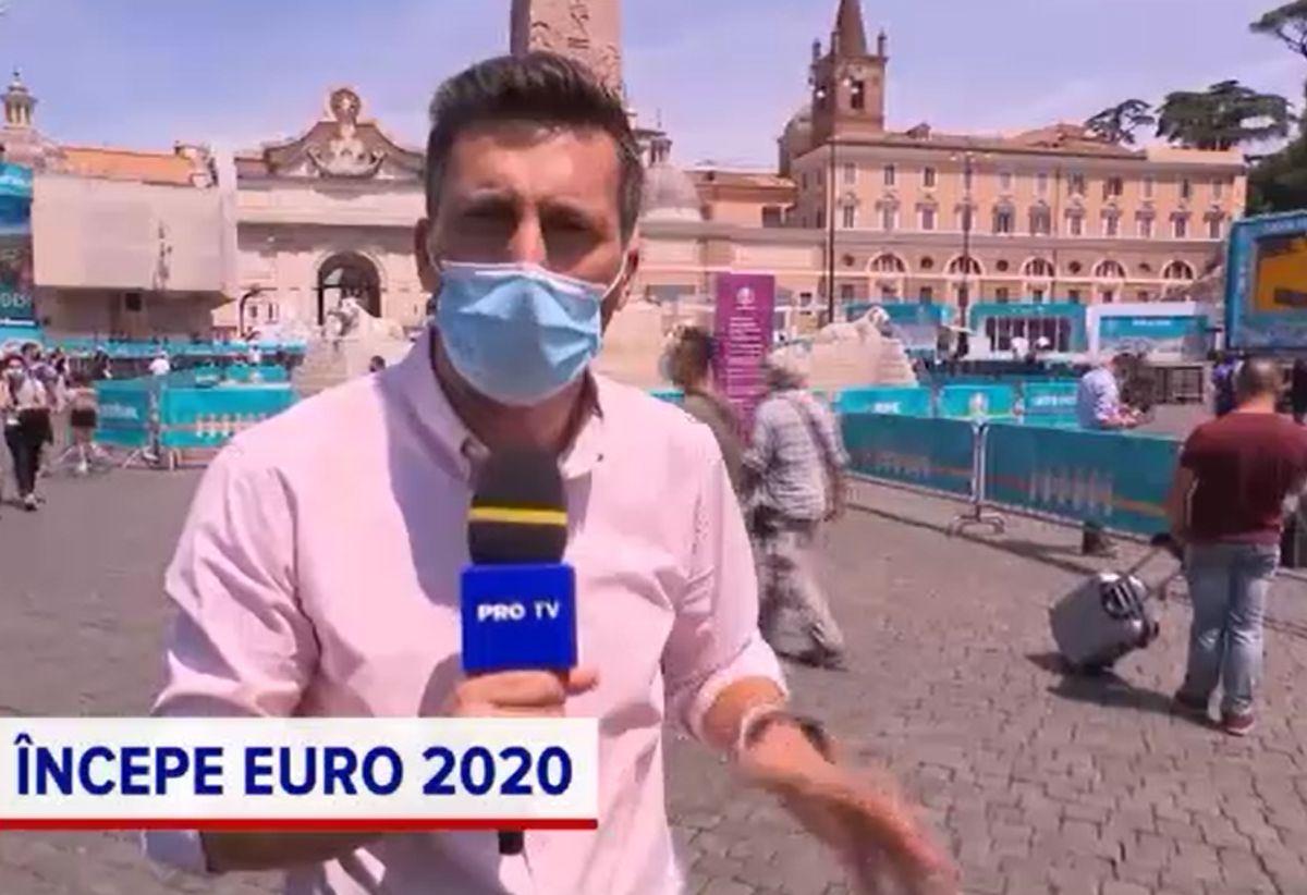 Euro 2020 debutează vineri seara, la PROTV. Ultimele detalii, de la Roma