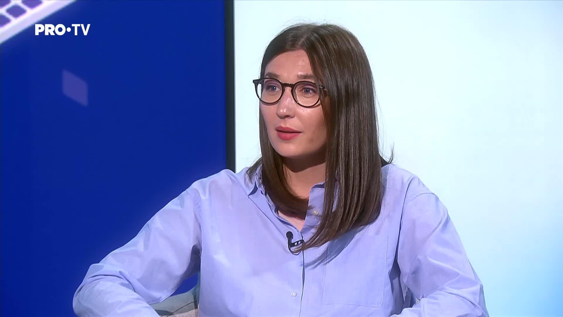 """""""Viitor cu Clasă"""". Roxana Tănăsachi vorbește despre proiectul """"Educaţie la Înălţime"""""""