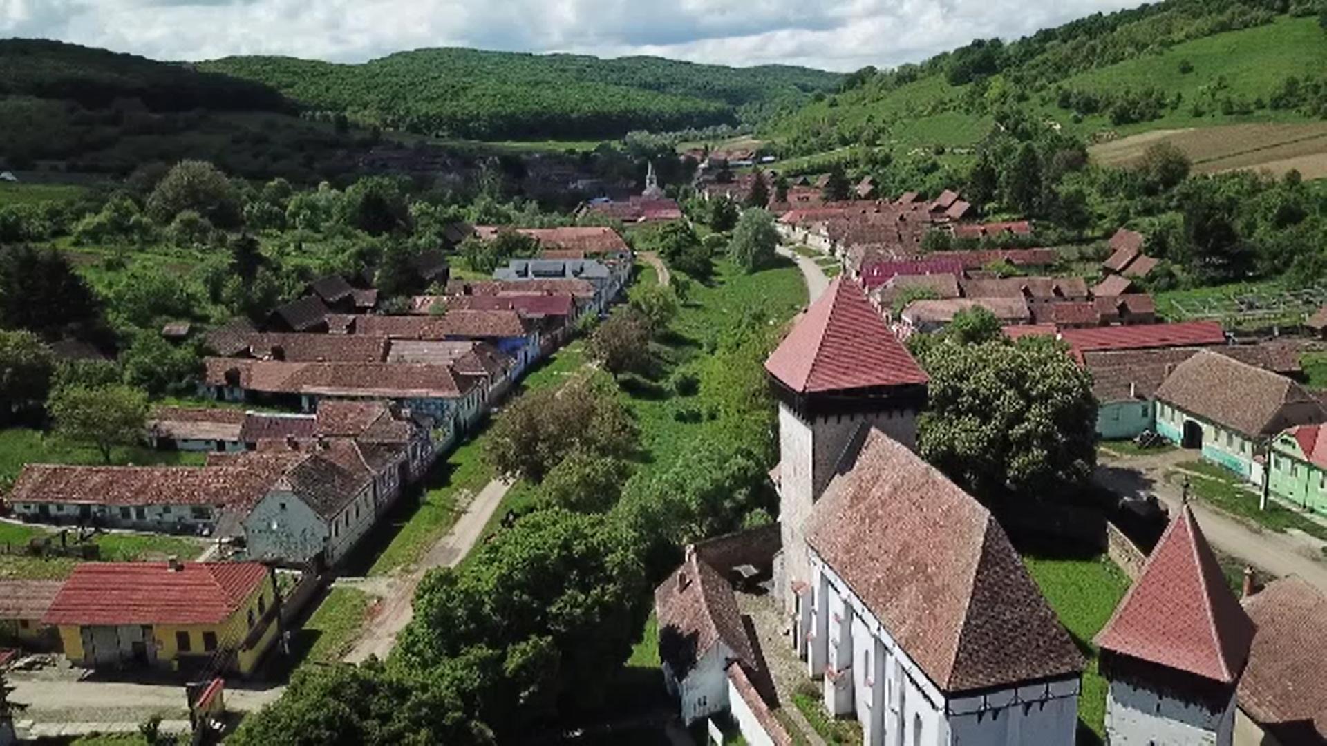 Locurile perfecte pentru o evadare departe de agitaţia oraşelor: satele Stejărișu şi Movile din județul Sibiu