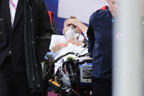 În ce stare se află Christian Eriksen după ce s-a prăbușit pe teren în meciul Danemarca-Finlanda