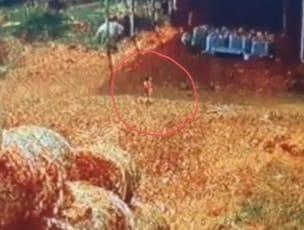 Ultimele imagini cu fetița găsită decedată pe un câmp din județul Constanța. Ar fi fost ucisă de animale