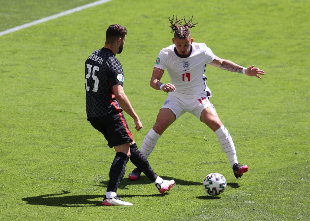 Anglia - Croația, 1-0 la EURO 2020. Englezii câștigă prin golul marcat de Sterling