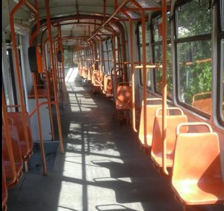 Un tramvai a deraiat în Capitală, în apropiere de Arena Națională