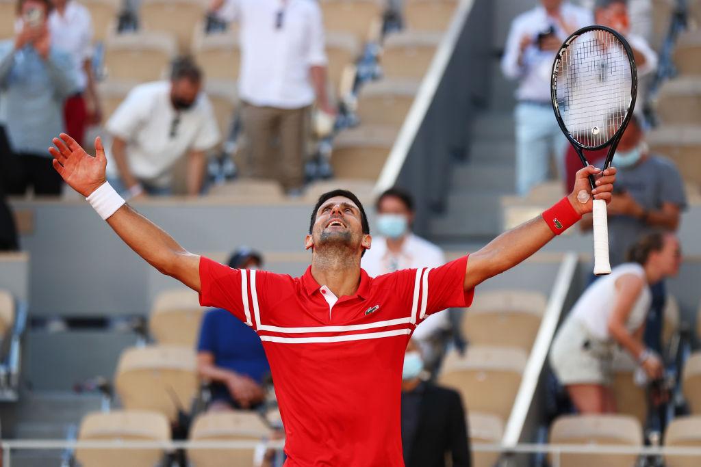 Novak Djokovic, campion la Roland Garros. Este al nouăsprezecelea său trofeu de Mare Șlem