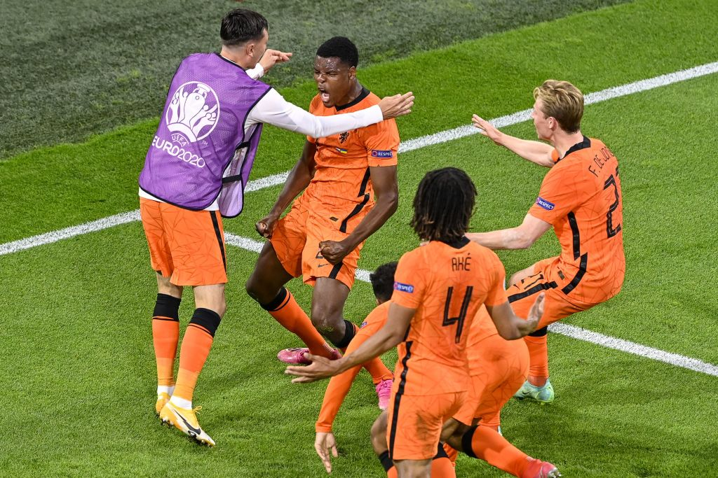Țările de Jos - Ucraina, 3-2 la EURO 2020. Ucrainenii, învinși după ce au revenit spectaculos în meci
