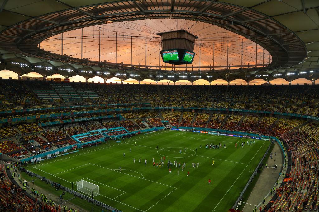 Meciul Austria - Macedonia de Nord, urmărit de 9.082 de spectatori pe Arena Naţională. 76% au fost persoane vaccinate