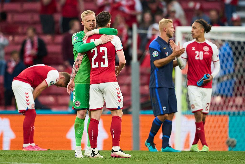 Jucătorii danezi critică UEFA pentru că au fost nevoiți să reia meciul cu Finlanda, după stopul cardiac suferit de Eriksen