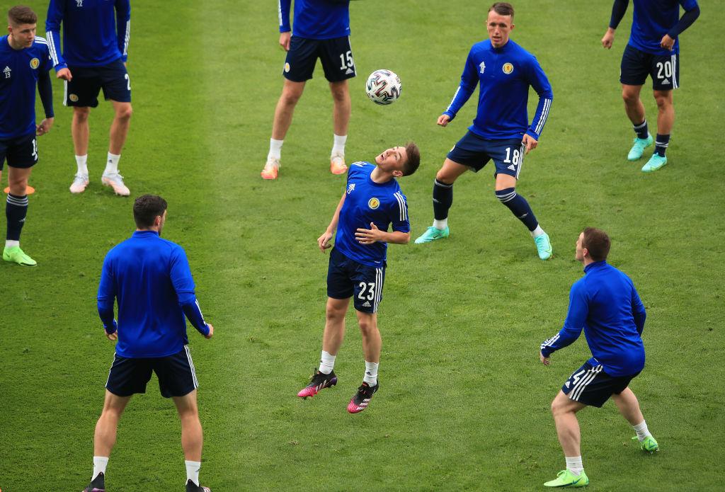 Scoția - Cehia, 0 - 2 la EURO 2020. Cehii au câștigat fără emoții. Au marcat un gol senzațional de la mijlocul terenului