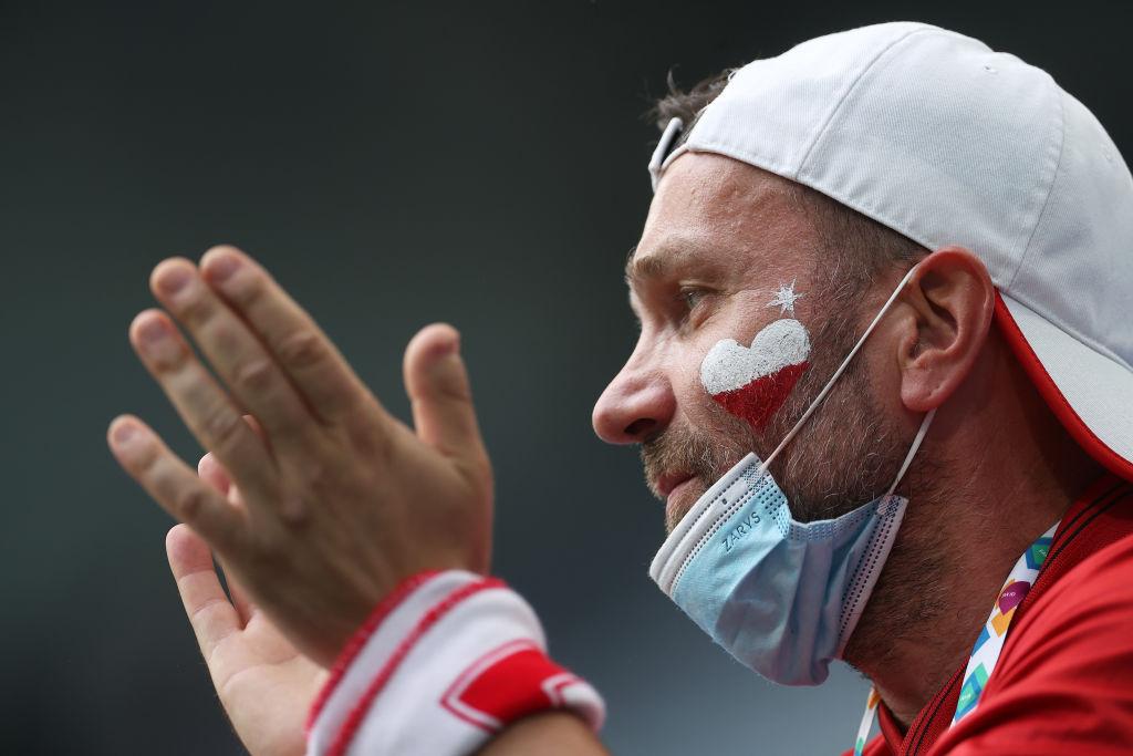 Polonia - Slovacia, 1-2 la EURO 2020. Ovidiu Hațegan a acordat primul cartonaș roșu al turneului