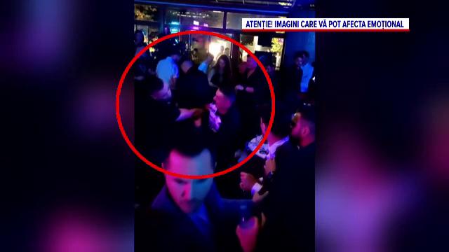 Bătaie pe ritm de manele, cu pagube de zeci de mii de euro, într-un club din Iași