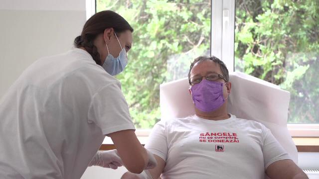 Medicii fac apel la români să doneze sânge. Este nevoie acută în spitalele din țară