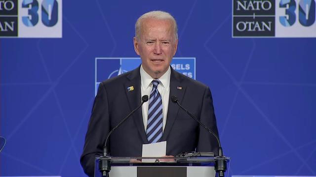 Biden, înainte de întâlnirea cu Putin de miercuri: Este un adversar demn. Există domenii în care putem coopera