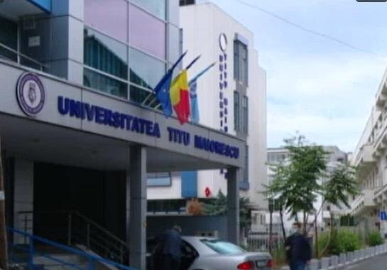 Percheziţii la Universitatea Titu Maiorescu și Primăria Capitalei. Locuințe pentru angajați în loc de cămin pentru studenți