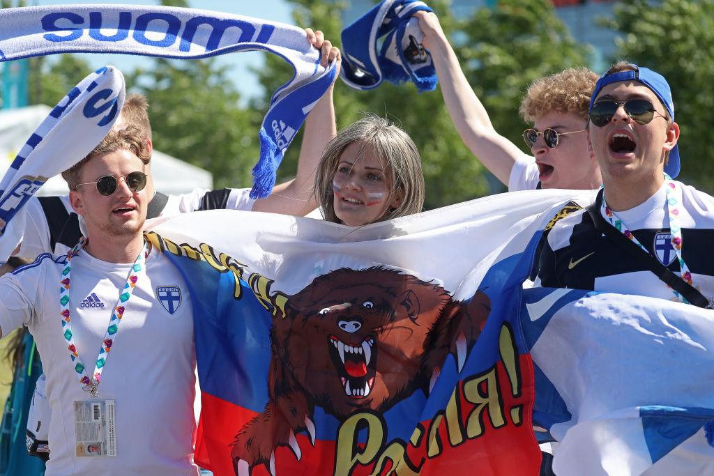Finlanda - Rusia, 0-1 la EURO 2020. Rușii mai speră la o calificare în optimi