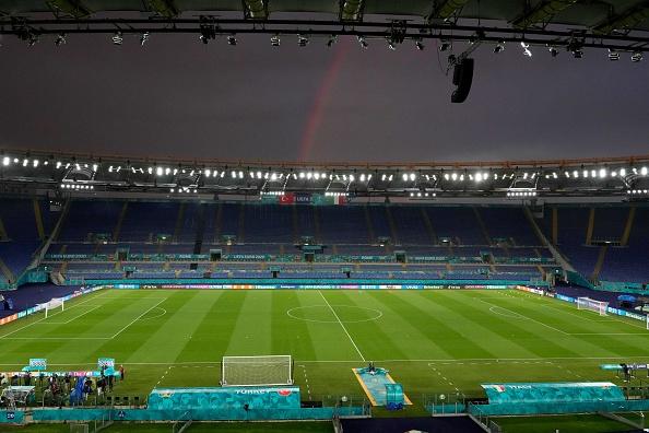 Alertă cu bombă lângă Stadionul Olimpic din Roma, cu câteva ore înainte de meciul Italia – Elveţia