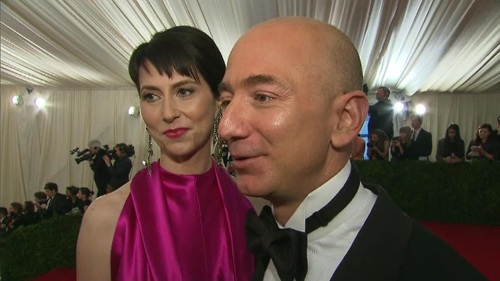 Fosta soţie a lui Jeff Bezos a donat peste 2,7 miliarde de dolari mai multor organizații caritabile