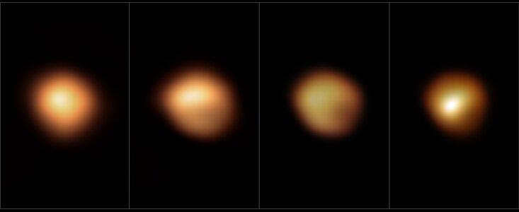 Mister elucidat după mai mulți ani: De ce a devenit mai întunecată una dintre cele mai strălucitoare stele