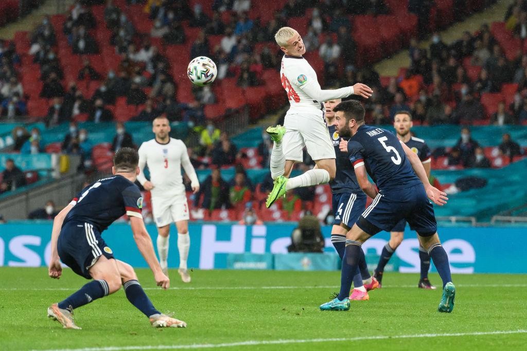 Anglia - Scoția, 0-0 la EURO 2020. Englezii, ținuți în șah pe propriul teren după un meci mare făcut de scoțieni