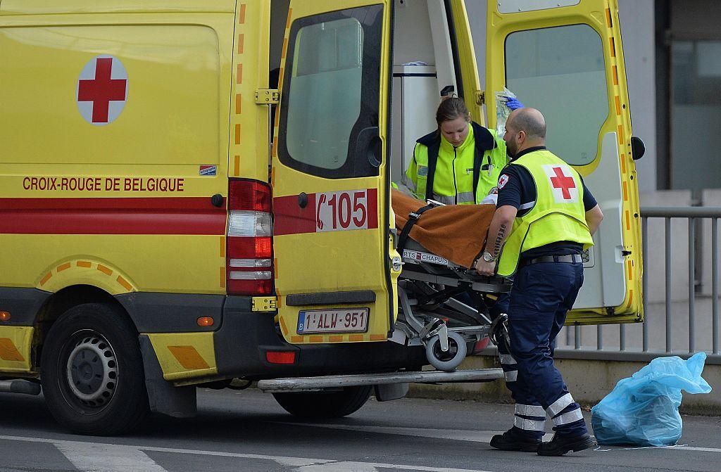 Un român a murit și alți patru sunt răniți, după ce o clădire în construcție s-a prăbușit în Belgia