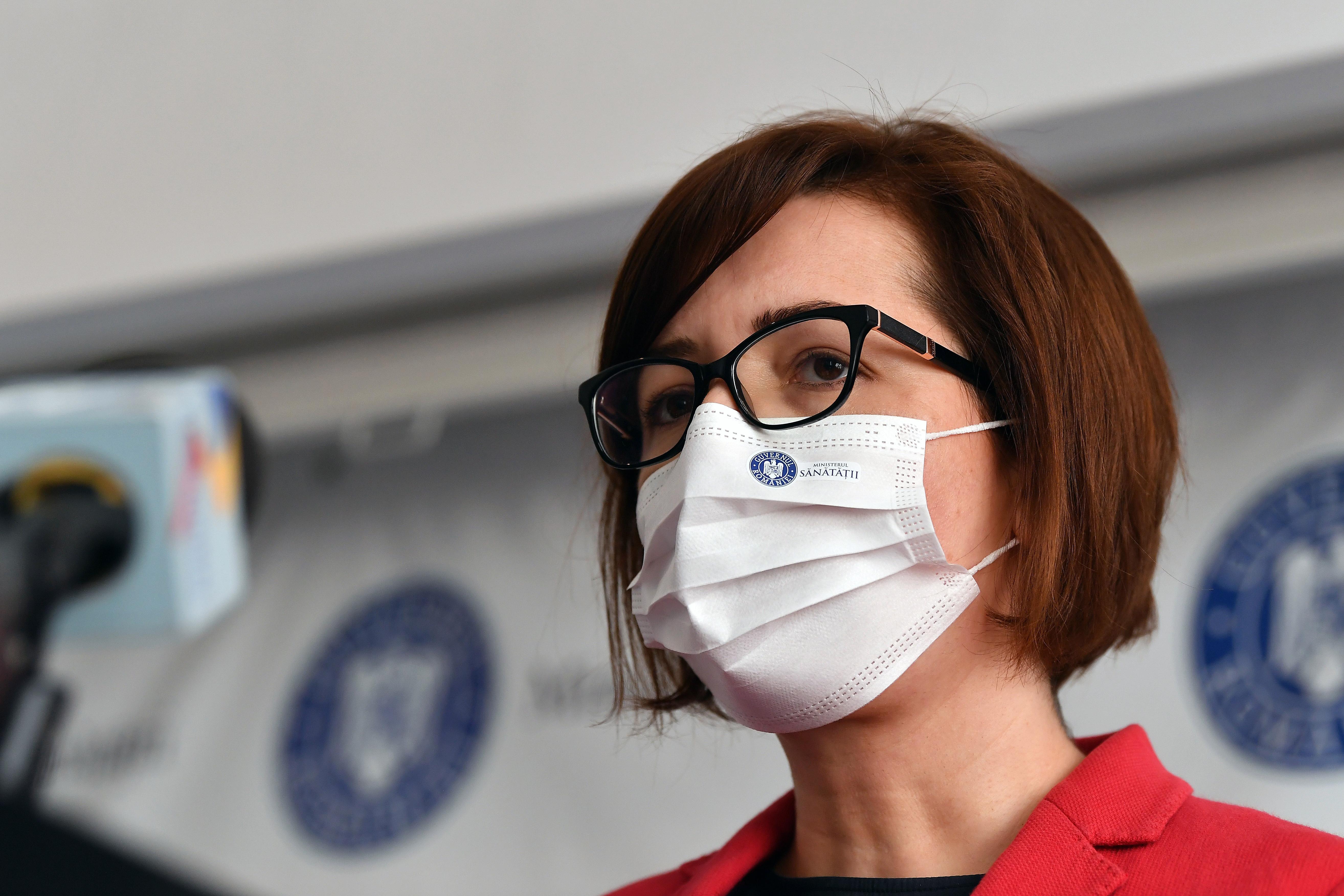 Ministrul Sănătății: Ritmul de creştere al incidenței este mai accelerat faţă de predicţiile INSP