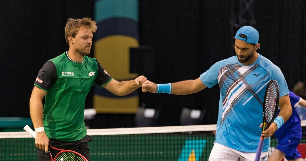 Tecău şi Krawietz au câştigat turneul de la Halle. Este al 38-lea trofeu din carieră pentru român