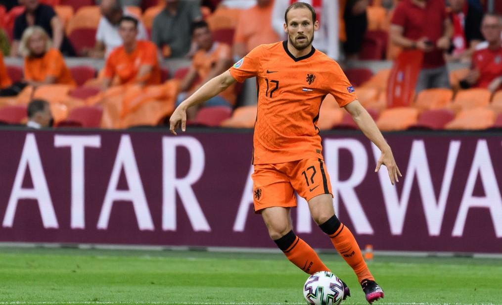 Daley Blind, olandezul care joacă la EURO 2020 cu defribrilator: Lăsați-l în pace pe Eriksen!