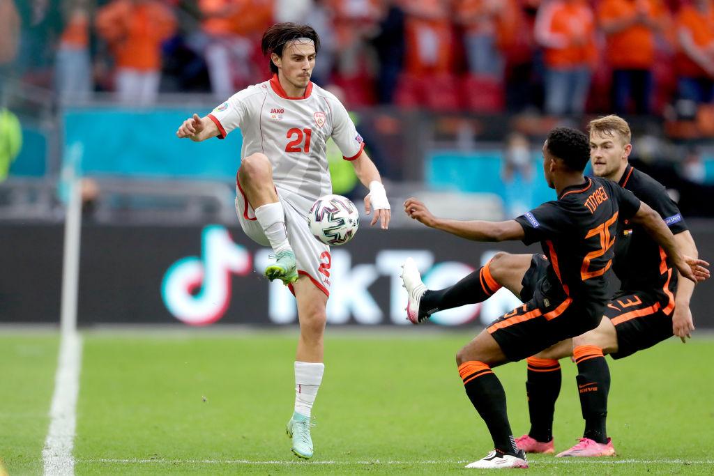 Macedonia de Nord - Țările de Jos, 0-3. Olandezii au câștigat grupa cu maximum de puncte
