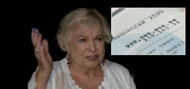 O femeie a fost șocată să vadă că i-a intrat în cont 1 miliard de dolari. Ce se întâmplase de fapt