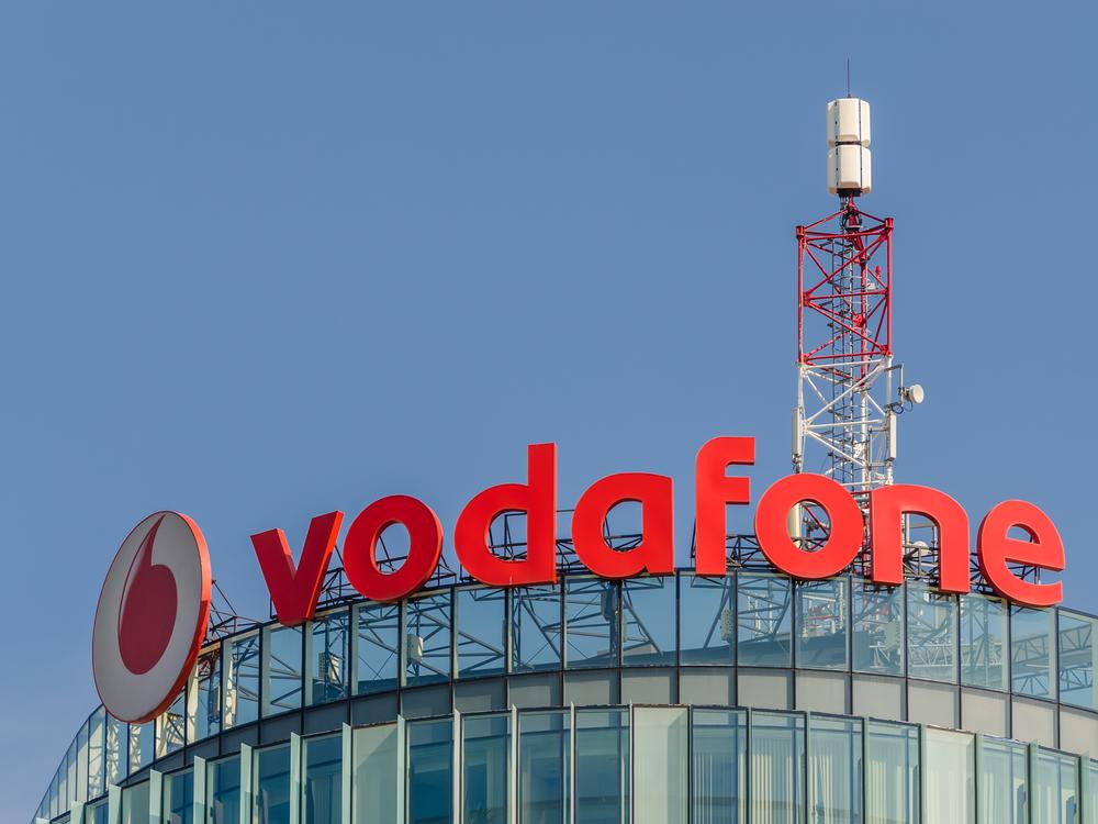 Vodafone anunţă că reţeaua sa va fi alimentată 100% din surse regenerabile în toată Europa, de la 1 iulie