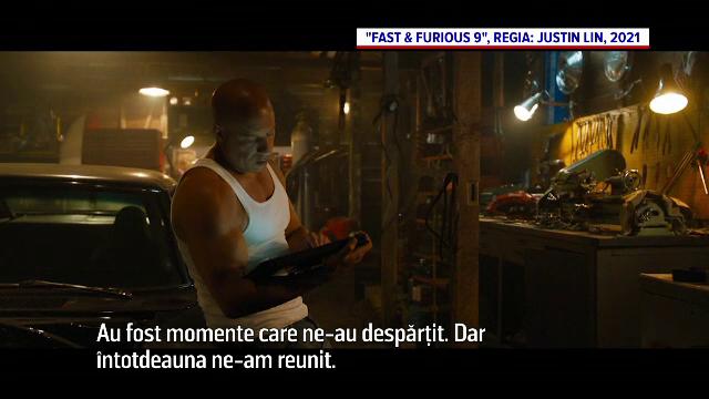 Fast&Furious 9 va fi lansat vineri. Primele opt filme au avut încasări de aproape 6 miliarde de dolari