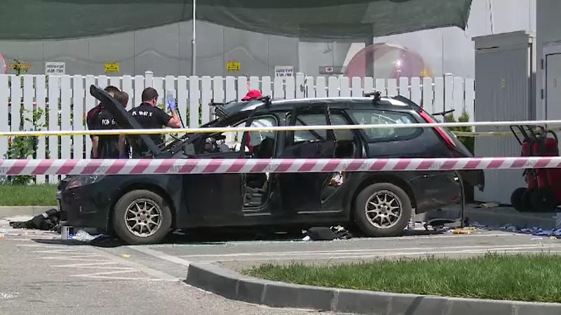 Şoferul în a cărui maşină a explodat o butelie de sudură, acuzat de ucidere din culpă